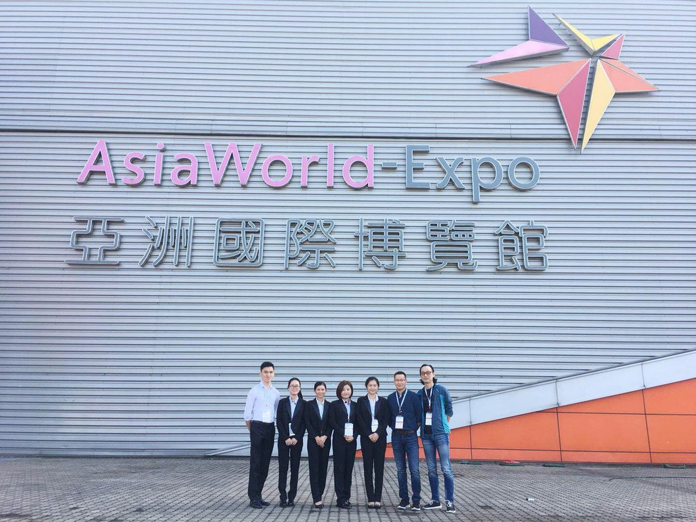 HongKong Global sources mobile Electronic fair is hotly going on