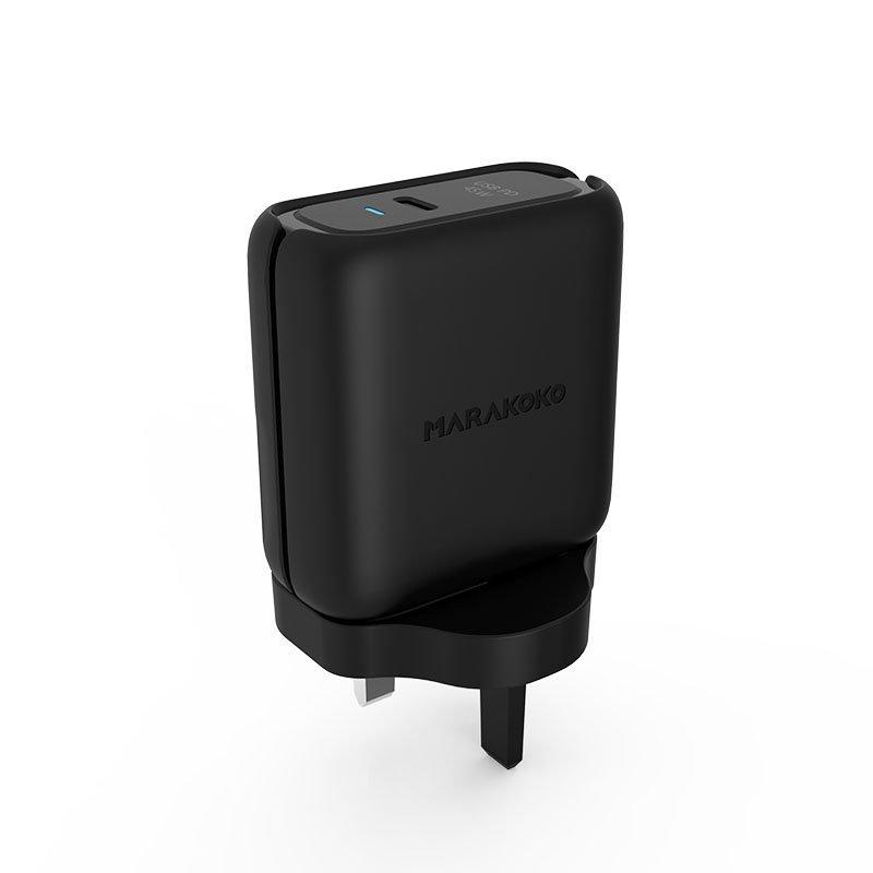 Marakoko MA26 USB-C PD Fast Wall Charger 45W Output EU Plug