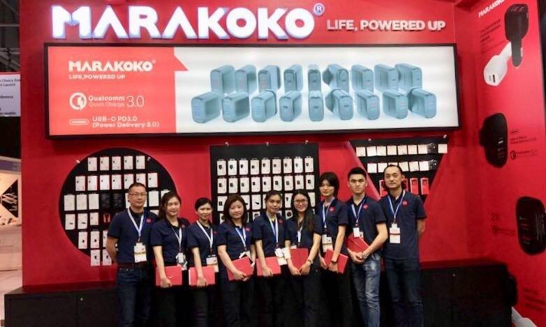 2018.04 Marakoko HK Mobile Electronic Show